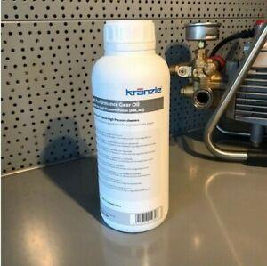Kranzle Pressure Washer High Performance Pump Gear Oil 1 Litre 400932