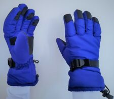 TOP QUALITY  PADDED SKI GLOVES.HELP TO KEEP YOUR HANDS WARM.SIZE MEDIUM