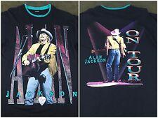 True Vintage 1994 Alan Jackson Country Music Concert Tour Graphic T-Shirt M/L