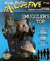 Enid Blyton Famous Five Smugglers Top Jigsaw Puzzle Game BRAND NEW & SEALED