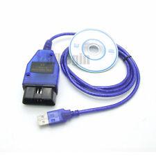 For Audi VW Golf SEAT 409.1 OBD2 USB KKL VAG-COM Diagnostic Scanner Tool Cable