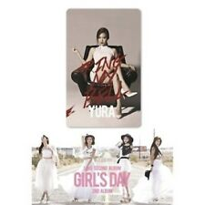 Girl's Day-[Love] 2nd Album Yura Ver Kihno SMC Karte Kit|+Broschüre K-POP Sealed