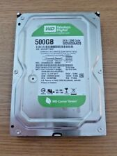 Western Digital WD 500GB, CCTV Hard Drive HDD 7200 3.5 WD5000AADS Desktop PC