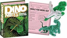 Collant/Adhésif notes ~ Dino notes ~ Sticky Notes Pad