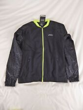 LADIES ASICS AY WARM UP FITNESS JACKET SIZE MEDIUM RRP £49.99 - NEW WITH TAGS