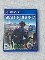 Watch Dogs 2 for PS4 *Ubisoft -includes Bonus Zodiac killer mission