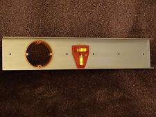 Bohrschablone für Hohlwanddosen Ausführung 3 mit Kreuzlibelle
