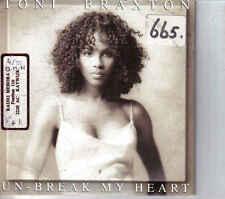 Toni Braxton- Un Break my Heart cd  single