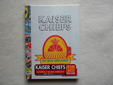 "2 CD KAISER CHIEFS ""Off with their heads"" Neuf et emballé - Edition limitée µ"