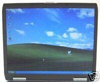 "Compaq 2100 Presario Laptop 15"" LCD Screen LTN150XD-L02"