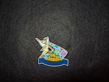 Disneyland Resort Tinkerbell And Castle Lapel Pin 2005 New