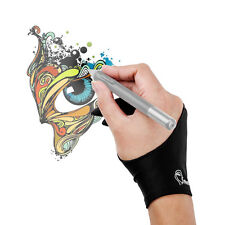 Parblo Two-Finger Anti-fouling Glove for Art Drawing Tablet Light Tracing Box