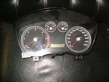 Combi instrumento velocímetro Ford Focus 4m5t10849gn Tachometer cabina diesel