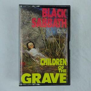 Black Sabbath Remastered Import Cassette Children of the Grave