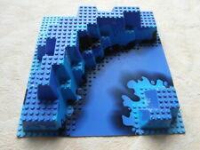 LEGO 3D PLATTE BAUPLATTE GRUNDPLATTE 25,5 x 25,5 CM  Aquanauts 6195 Unterwasser