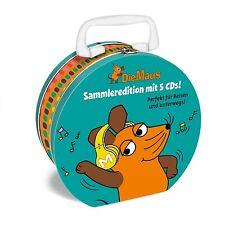 DIE SENDUNG MIT DER MAUS SAMMELBOX (CD 1-5)  5 CD NEU