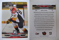 2013-14 ITG Draft Prospects #71 Connor McDavid 1/1 RC gold Rookie HOLY GRAIL