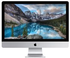 "Apple iMac 27"" Retina 5k Display 3.2ghz i5 1tb HD 16gb Memory R9 M380 2gb New"