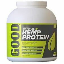 Bon Chanvre RAW Protéines 2500 g (Pack de 1)