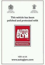 Autoglym Valeting Paper Floor Mats Pack of 50