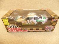 1998 Racing Champions 1:24 Gold NASCAR Todd Bodine Tabasco Grand Prix #35 a