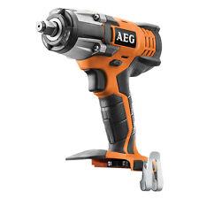AEG BSS18C 12Z 18 V Impact Wrench Li-On Body + Driver Impatto Convertitore-IVA Rec