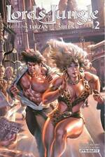 Lords of the Jungle featuring Tarzan and Sheena #2 Main Cover New/Unread