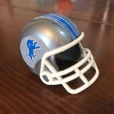 Brandon Pettigrew #87 Detroit Lions Autographed Signed Silver /& Blue Mini Helmet