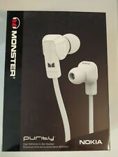 Nokia Purity WH-920 White In-Ear Only Headsets
