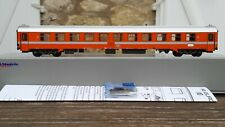 de coffret LS Models World MW1602 Voiture Eurofima I10 B11 orange C1 Ep.V SNCB'""