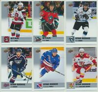 2019-20 Upper Deck CHL Star Rookie U-Pick COMPLETE YOUR SETS
