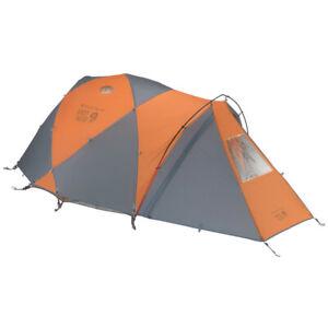 Mountain Hardwear Trango 4 Four person tent. Geodesic design for 4 season use