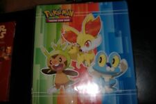 Ultra Pro Ring Binder Pokemon Collectible Trading Cards Accessories Case Sleeves