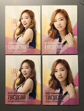 SNSD Taeyeon Smtown Live World Tour 3 Japan Korea Photocard