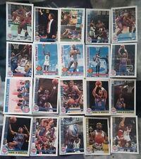 1992-93 Season Lot Basketball Trading Cards