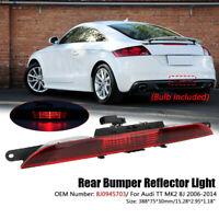 Pour Audi Tt 8j Brouillard Final Luminaire 8j0945703 Lampe Final Coupe Roadster