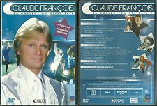 DVD - CLAUDE FRANCOIS : EMISSION TELE, JUKEBOX, REPORTAGE, INTERVIEW, CONFIDENCE