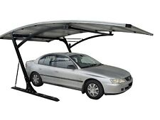 CANTILEVER CARPORT - SINGLE BAY