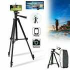 Professional Camera Tripod Stand Holder Mount For iPhone Samsung Cell Phone+ Bag picture