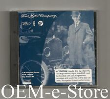 Ford Lincoln Mercury Navigation DVD Map 4P >Read Compatible Vehicles List inside