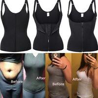 Women Control Shaper Body Cincher Tummy Underbust Trainer Corset Waist Shapewear