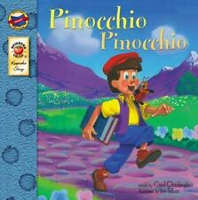 Pinocchio: Pinocho (Keepsake Stories), Ottolenghi, Carol, Talbot, Jim, 076966087