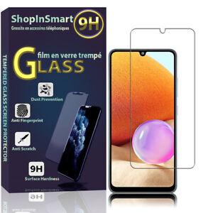 """Schutzglas Für Samsung Galaxy A32/ A32 4G 6.4"""" Echtglas Display Schutzfolie"""