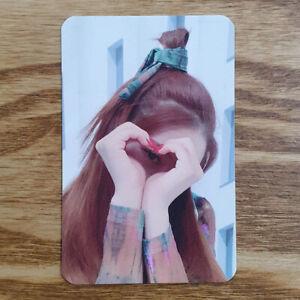 Chungha Official Photocard Maxi Single Play Stay Tonight Kpop Genuine