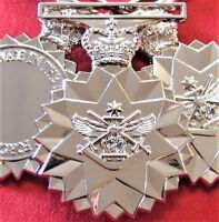 10 AUSTRALIAN DEFENCE FORCE SERVICE MEDAL ARMY NAVY AIR FORCE REPLICA ANZAC DFSM