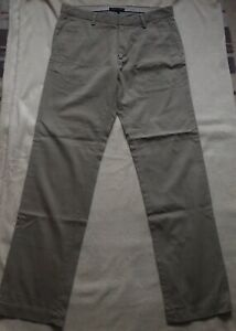 Men's Banana Republic Chinos Vintage Straight Fit 33/34