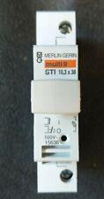 Merlin Gerin Multi 9 STI 10,3 x 38 Fuse Holder Carrier Single Pole 15646 (NEW)