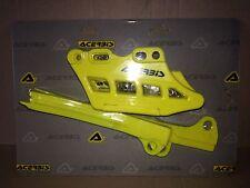Suzuki se 250 450 2010 -2017 guía de bloque de Cadena Kit Conjunto de diapositivas Zapatilla Amarillo