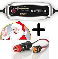 Winterschlußverkauf: CTEK MXS5.0 Batterie Ladegerät+Zigarettenanz. für Porsche