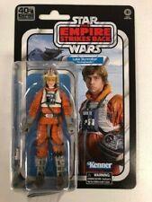 Star Wars TESB 40TH Anniversary Luke Skywalker (Snowspeeder) Figure, Ships Fast